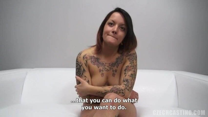 Dick For Tattooed Amateur