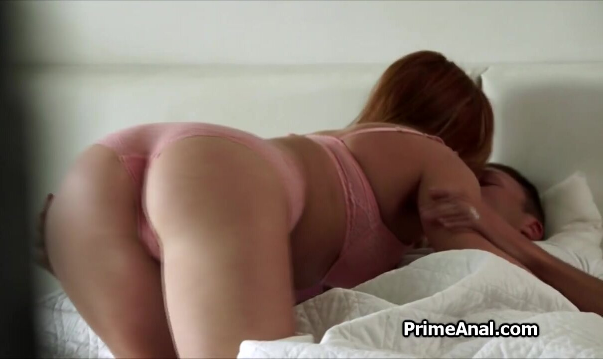 Redhead gfs morning oral treat and cock ride