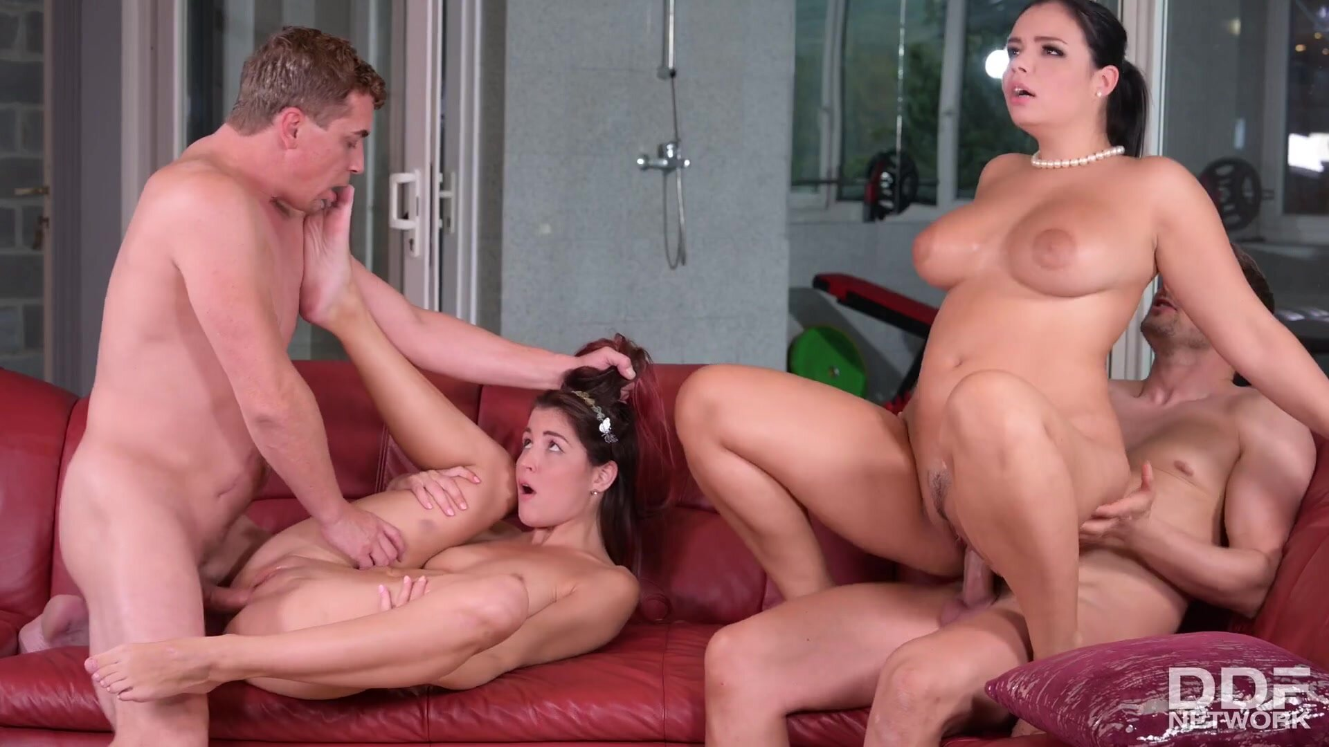 Double Penetrated Girls - Cindy Shine