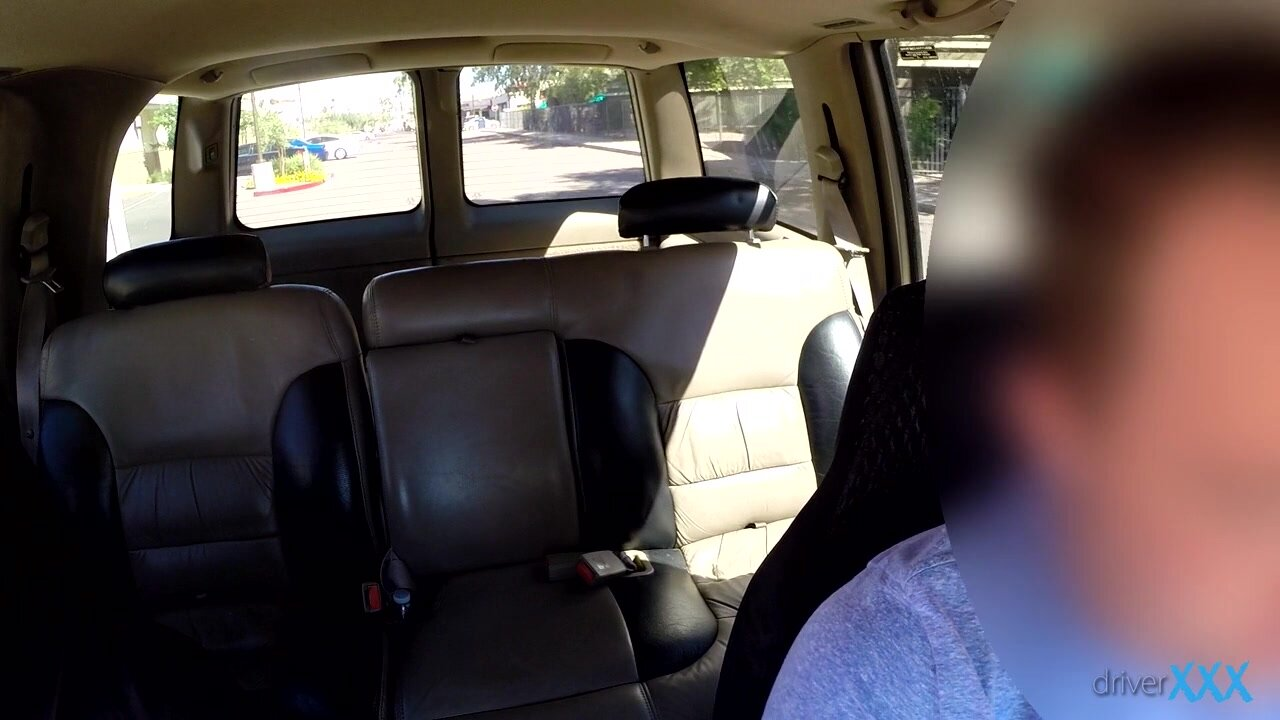 Nice Redhead Banged And Creampied In Car - Alice Green