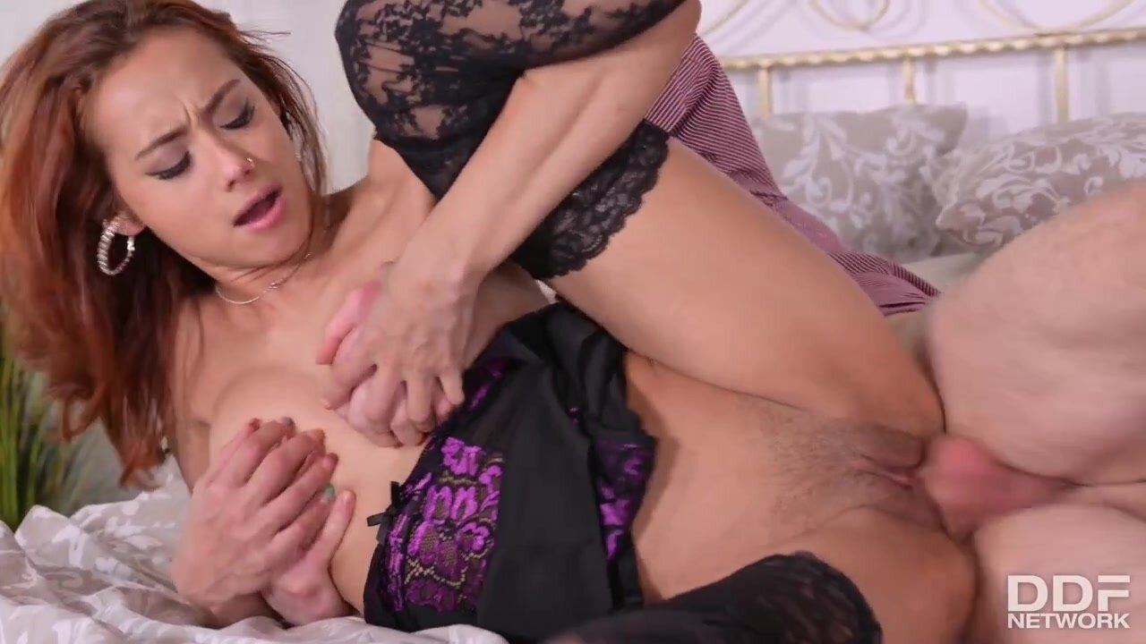 [DDFNetwork] Veronica Leal - Lovely Latina Takes Turns Pleasing Her Lover  Her Hubby NewPorn2021