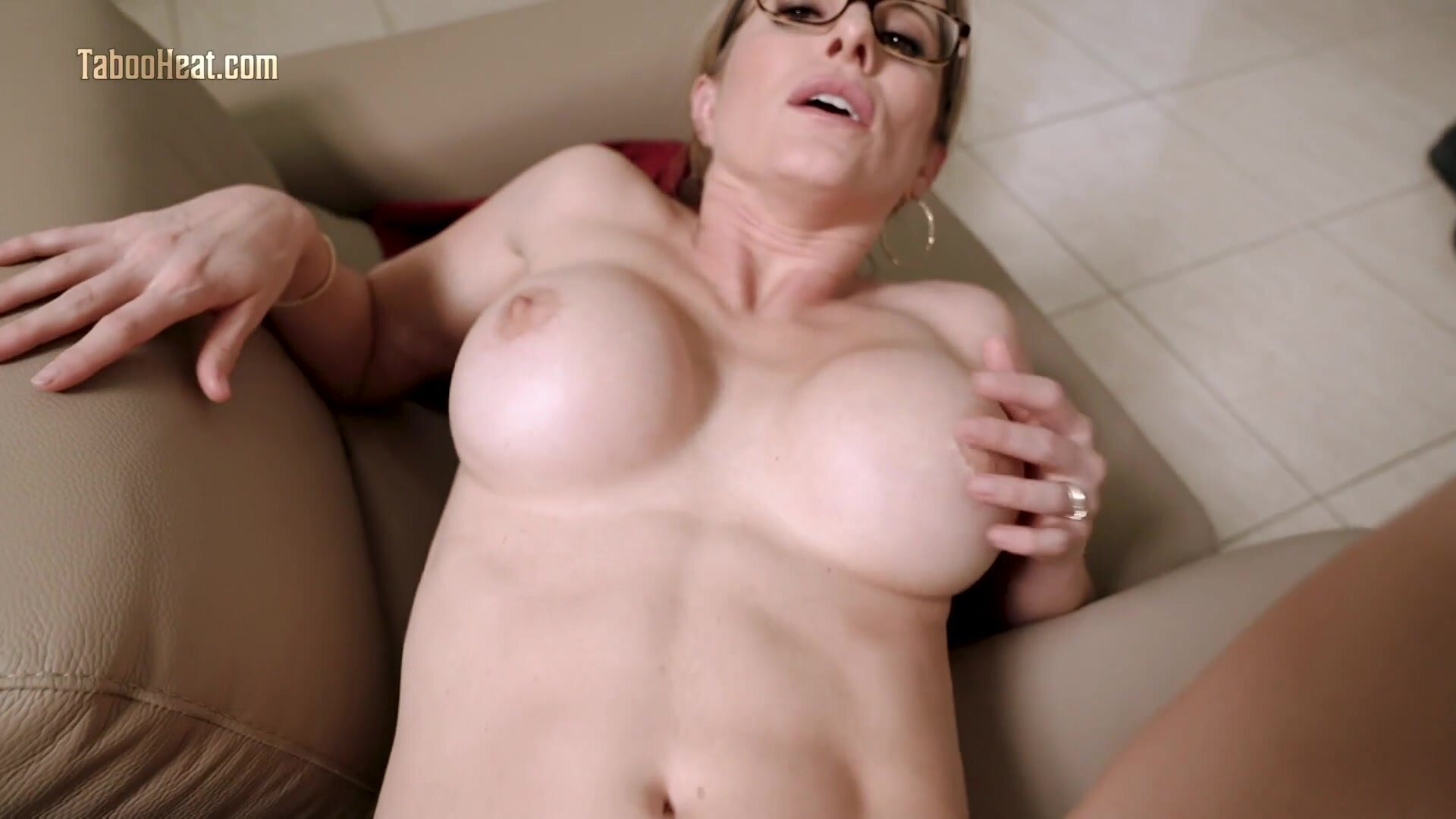 Stuck At Home With My New Step Mom - Cory Chase